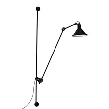 Lampe Gras 214 XL In and Out - Sort