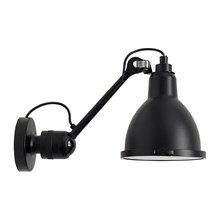 Lampe Gras 304 XL In and Out - Sort m. Sensor