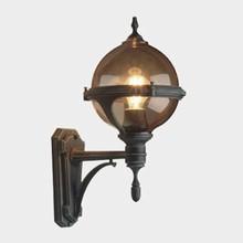 Roulette II Udendørs Væglampe Model A fra Noral
