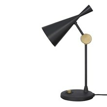 Beat Bordlampe fra Tom Dixon - Sort