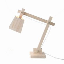 Wood Lamp Bordlampe - Muuto