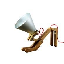 WAaF Bordlampe Alu fra Structures