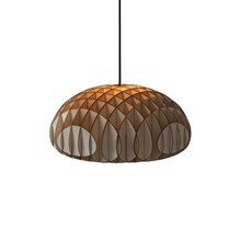 Biota Birch Pendel Lampe fra Gejst