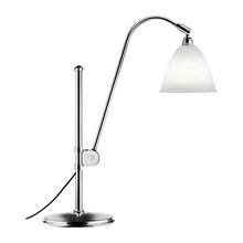 Bestlite BL1 Bordlampe - Krom og Porcelæn - Gubi
