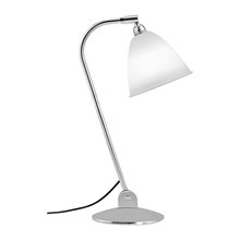 Bestlite BL2 Bordlampe - Krom og Porcelæn - Gubi