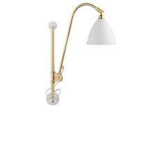 Bestlite BL5 væglampe i Hvid og Messing - Gubi