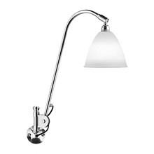Bestlite BL6 Væglampe - Krom og Porcelæn - Gubi