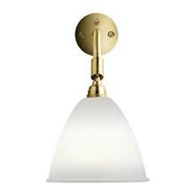 Bestlite BL7 Væglampe - Messing og Porcelæn - Gubi