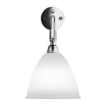Bestlite BL7 Væglampe - Krom og Porcelæn - Gubi