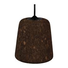 Material Pendant Lampe Cork Dark fra Roomstore