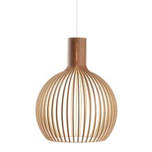 Octo 4240 Pendel Lampe Valnød  - Secto Design