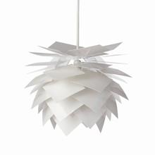 PineApple Pendel Lampe - Hvid Large fra Frank Kerdil