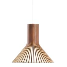 Puncto 4203 Pendel Lampe Valnød - Secto Design