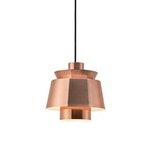 Utzon Pendel Lampe JU1 Kobber - &Tradition