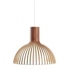 Victo 4250 Pendel Lampe Valnød - Secto Design