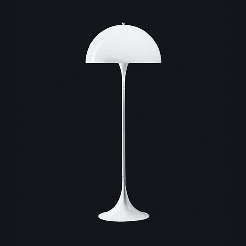 panthella gulvlampe louis poulsen designer lamper online. Black Bedroom Furniture Sets. Home Design Ideas