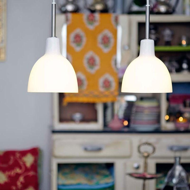 toldbod 155 220 glas pendel louis poulsen lamper online. Black Bedroom Furniture Sets. Home Design Ideas