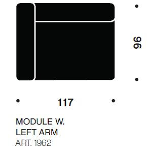 MAGS bred modul art. 1962