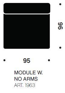 MAGS bred modul art. 1963