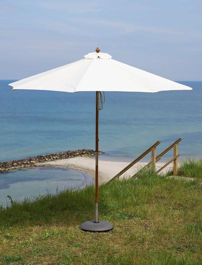 Trip Trap parasol og fod på tilbud