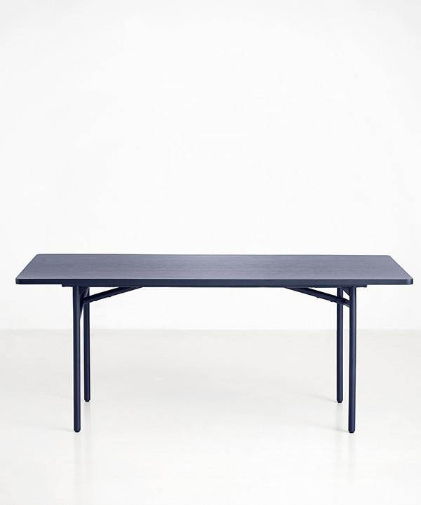 Diagonal spisebord fra woud   jacobsenplus.dk