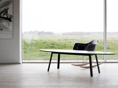 Turn 180 oval sofabord fra rübner   jacobsenplus.dk