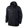 Nike jakke foret sort