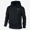Nike hoodie sort