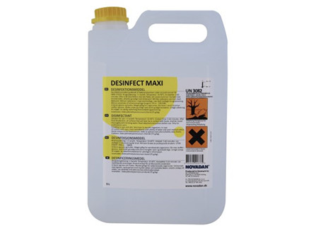 3 DUNK DESINFEKTION DESINFECT MAXI 5L