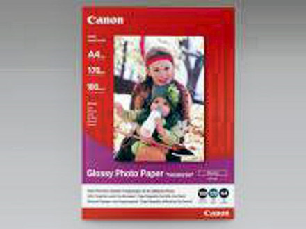 100 ARK CANON FOTOPAPIR A4 170G/M2 GP-50