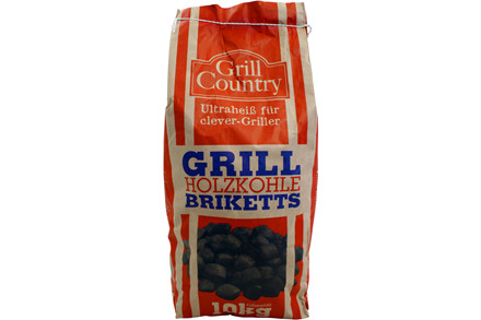Grillbriketter