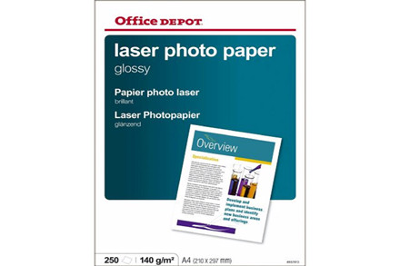 Laser papir OD Glossy