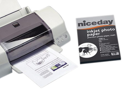 Inkjet Fotopapir