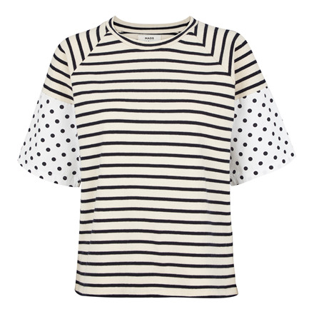 Mads Nørgaard Picasso Tappy Bluse