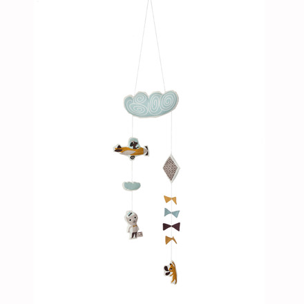Ferm Living Kite Mobile