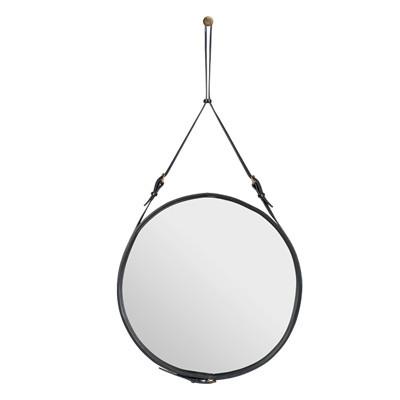 Gubi Læderspejl