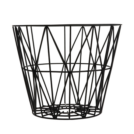 Ferm Living Wire Basket Stor
