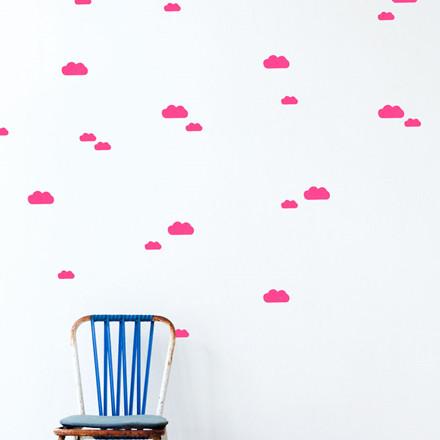 Ferm Living Mini Clouds Wallsticker