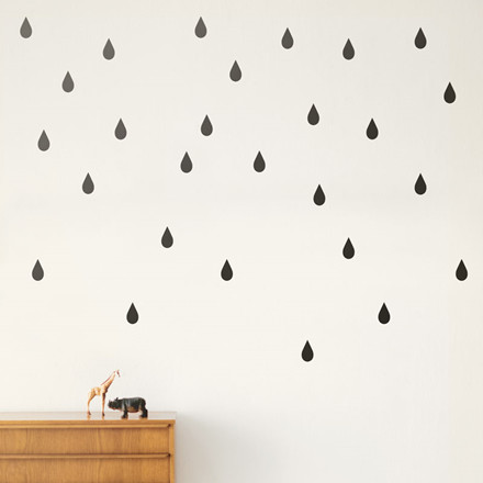 Ferm Living Mini Drops Wallsticker