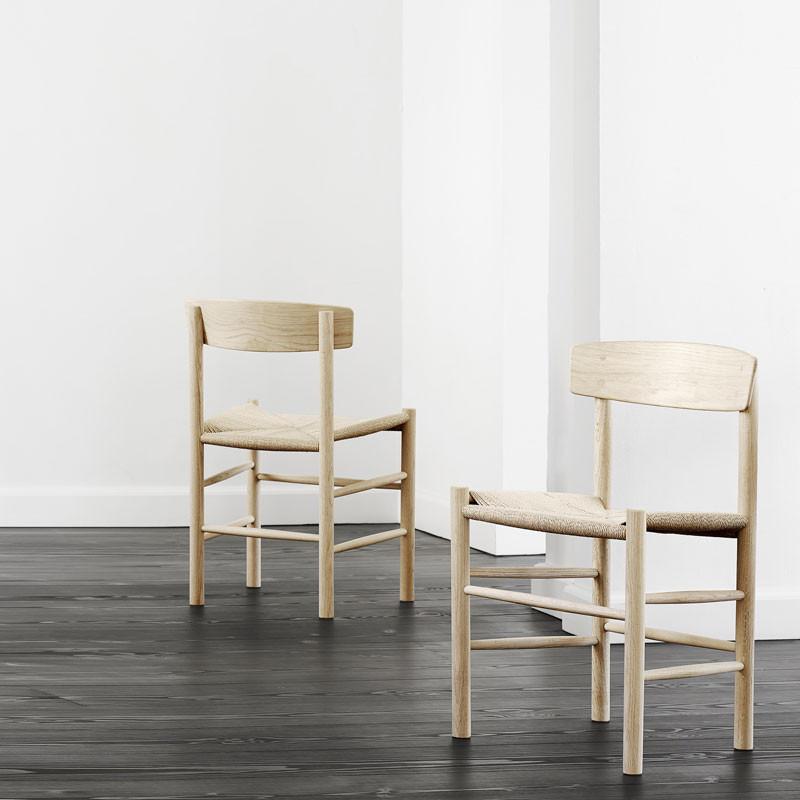 Fredericia Furniture 3239 J39 Folkestolen