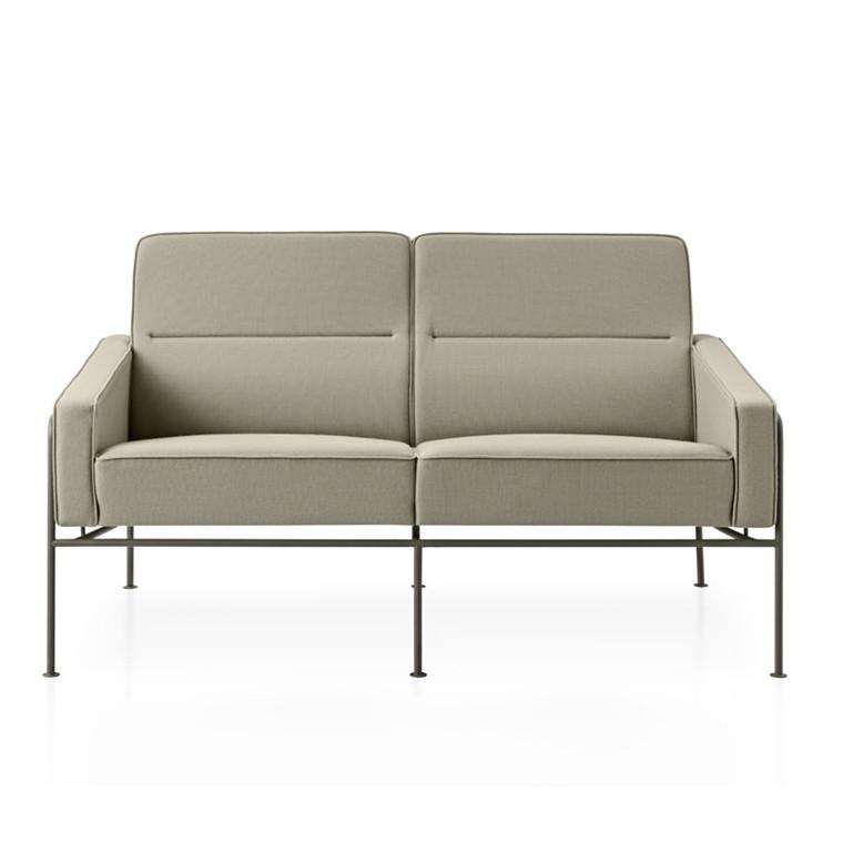 Fritz Hansen 3302 Sofa 2-Pers Stof