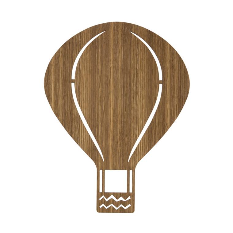 Ferm Living Air Balloon Lamp Røget Eg