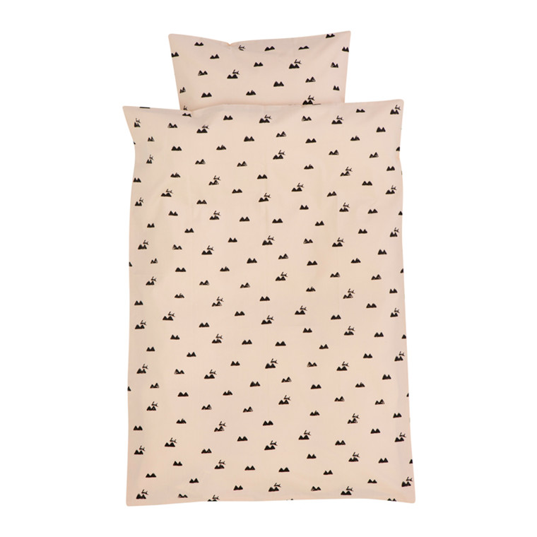 Ferm Living Rose Rabbit Sengetøj