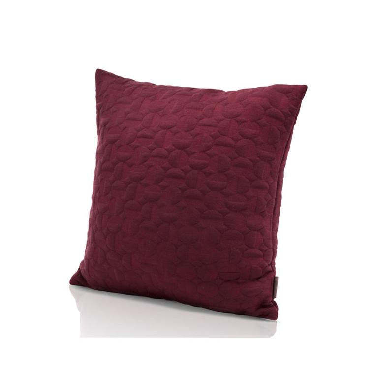 Fritz Hansen Objects Vertigo Pillow Burgundy 50 x 50