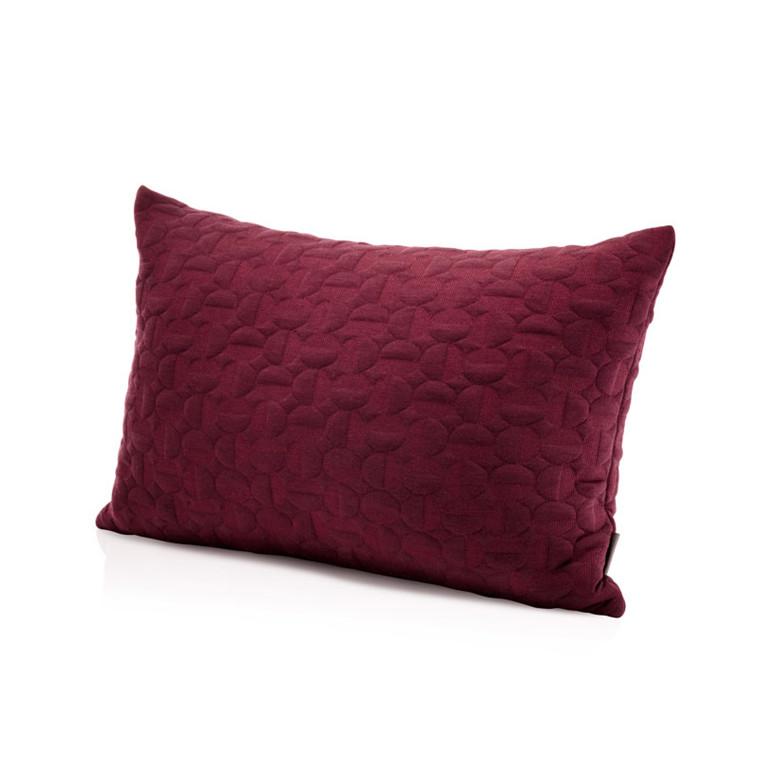Fritz Hansen Objects Vertigo Pillow Burgundy 40 x 60