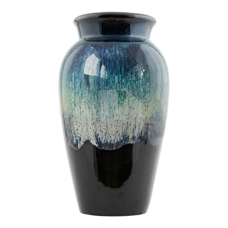 House Doctor Antique Vase Sort/Grøn