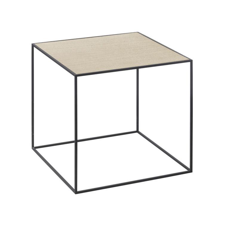 By Lassen Twin Table 35 Hvid/Eg