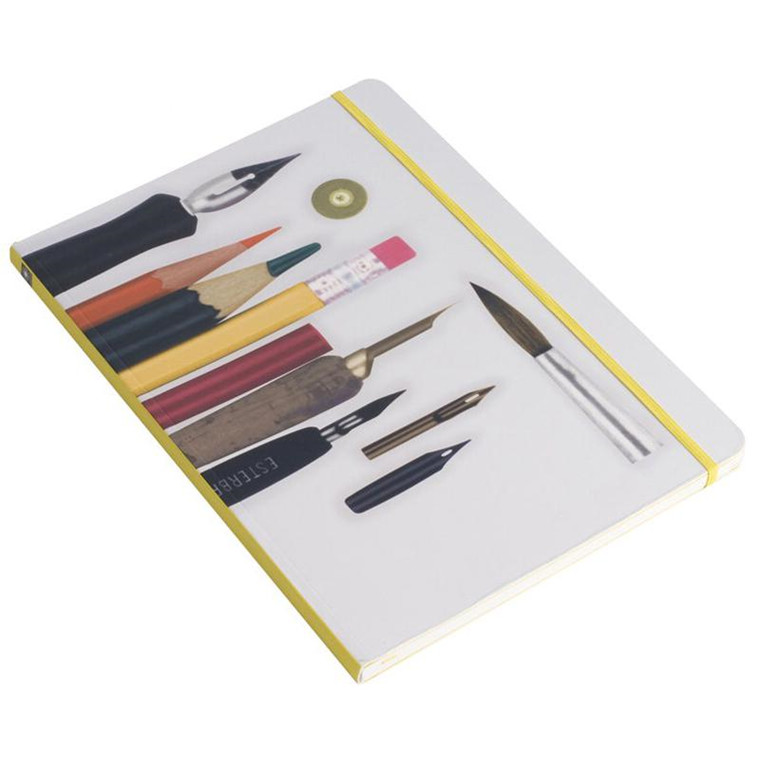 "W2 Eames Notesbog ""Pens & Pencils"""