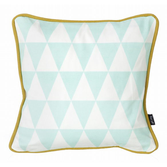 Ferm Living Little geometry mint