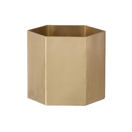 Ferm Living Hexagon Pot